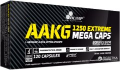 Аминокислота Olimp AAKG Extreme Mega Caps 120 капсул (5901330042294)