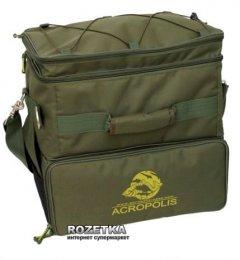 Трехсекционная сумка для рыбаков Acropolis РС-1у