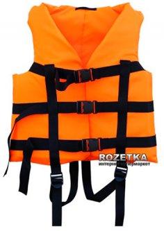 Страховочный жилет Aqua-Storm 80-110 кг Orange (2002 orange)