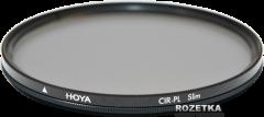 Светофильтр Hoya TEK Pol-Circ Slim 58 мм (024066052247)