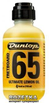 Средство по уходу Dunlop 6554 Ultimate Lemon Oil
