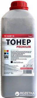 Тонер ColorWay HP LJ 1000/1010/1200/2100/AX Premium 1 кг (TH-1020P-1B)