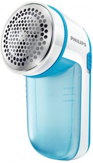 Машинка для стрижки катышков PHILIPS Fabric Shaver GC026/00 Blue (8710103660774)