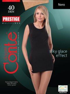Колготки Conte Prestige 40 Den 4 р Nero -4810226004425