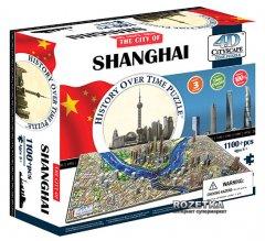 Объемный пазл 4D Cityscape Шанхай Китай (40040)