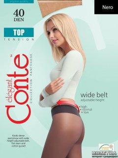 Колготки Conte Top 40 Den 4 р Nero -4810226011461