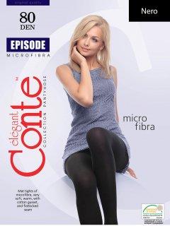 Колготки Conte Episode 80 Den 2 р Nero -4810226009925