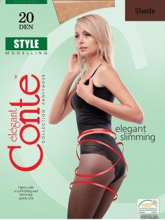Колготки Conte Style 20 Den 4 р Shade -4811473004336