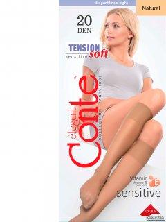 Гольфы Conte Tension Soft 20 Den Natural (4810226052303)