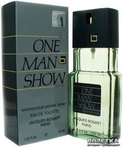 Туалетная вода для мужчин Jacques Bogart One Man Show 100 мл (3355991000230/3355991000223)