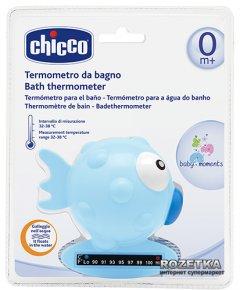 Термометр для ванной Chicco Рыбка Голубой (06564.20)