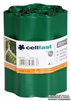 Газонный бордюр Cellfast 20x900 см Темно-зеленый (30-023H)