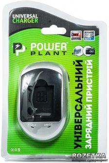 Зарядное устройство PowerPlant для аккумуляторов Canon LP-E10 (4775341223192)