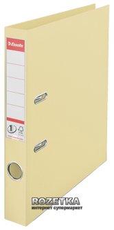 Папка-регистратор Esselte Naturelle No.1 Power А4 50 мм Бежевая (218700)