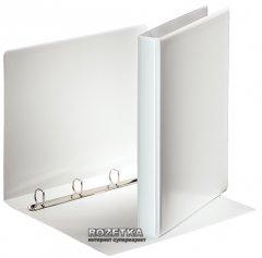 Папка-регистратор Esselte Panorama 38 мм A4 4D/20 мм Белая (49701)
