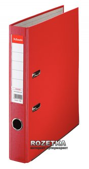 Папка-регистратор Esselte Эко А4 50 мм Красная (81193)