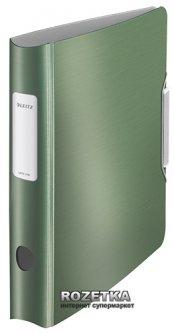 Папка-регистратор Leitz Active Style А4 50 мм Зеленая (11090053)