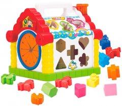 Музыкальный игровой центр Hola Toys Веселый домик (739)