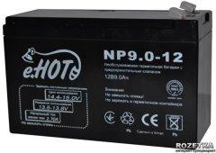 Аккумуляторная батарея Enot NP9.0-12 12V 9Ah (EnotNP9.0-12)