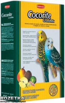 Повседневный корм для волнистых попугаев Padovan GrMix Cocorite 400 г (PP00276)