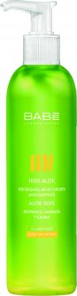 Увлажняющий гель для тела BABE Laboratorios со 100% Алое 300 мл (8437011329004)