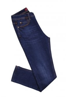 Джинсы Relucky love jeans И-A555-4 36 Синий