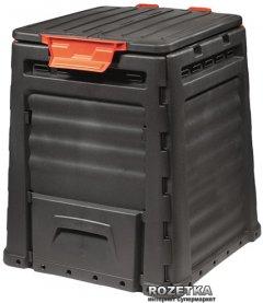 Компостер Keter Eco Composter 320 л Черный (8711245130392)