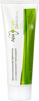 Реминерализирующая зубная паста Apa Care 75 мл (4260149350107)