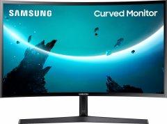 "Mонитор 23.5"" Samsung Curved C24F396F (LC24F396FHIXCI) - HDMI-кабель в комплекте"