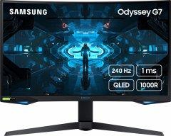 "Mонитор 31.5"" Samsung Odyssey G7 C32G75TQSI Black (LC32G75TQSIXCI)"