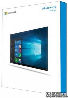 Операционная система Windows 10 Домашняя 32/64-bit Украинский на 1ПК (коробочная версия, носитель USB 3.0) (зам.KW9-00510)(HAJ-00083)