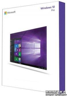 Операционная система Windows 10 Профессиональная 32/64-bit Русский на 1ПК (коробочная версия, носитель USB 3.0) (зам.FQC-10151)(HAV-00106)