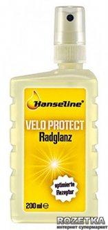 Средство для ухода за велосипедом с распылителем Hanseline Radglanz 200 мл (300225)