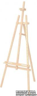 Мольберт студийный Rosa Studio 57 x 60 x 120 см деревянный (4820149892900)