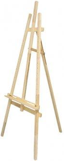 Мольберт студийный Rosa Studio 71 х 80 х 142 см деревянный (4820149892566)