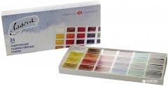 Набор акварельных красок Невская палитра Ладога 24 цвета (4607010582272)