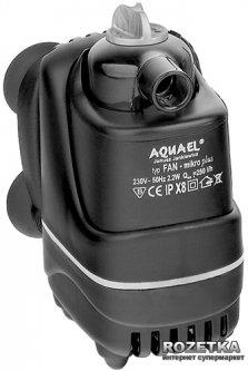 Внутренний фильтр AquaEl Fan Mikro Plus для аквариума до 30 л (5905546060639)