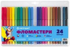 Набор фломастеров Centropen 24 шт (7790/24 ТП)