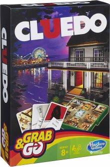 Игра Hasbro Gaming Клуэдо. Дорожная версия (B0999)