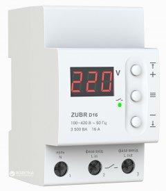 Реле напряжения ZUBR D16