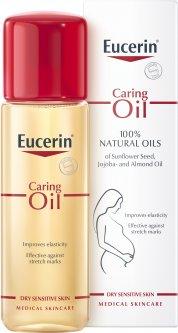 Натуральное масло для тела Eucerin для повышения эластичности кожи и борьбы с растяжками 125 мл (4005800631788)
