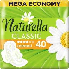 Гигиенические прокладки Naturella Classic Normal 40 шт (4015400317937)