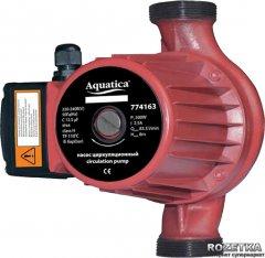 "Насос циркуляционный Aquatica 0.5 кВт Hmax 12 м Qmax 190 л/мин O2"" 220 м + гайки O1?"" (774163)"
