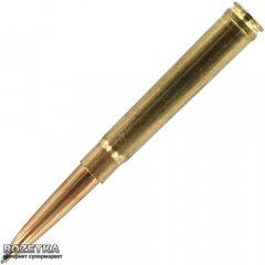 Ручка шариковая Fisher Space Pen Bullet cal.375 Черная 0.7 мм Латунный корпус (747609790009)