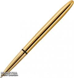 Ручка шариковая Fisher Space Pen Bullet Черная 0.7 мм Золотистый корпус (747609840049)