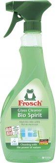 Очиститель для стеклянных и зеркальных поверхностей Frosch спиртовой 500 мл (4009175161918_1)