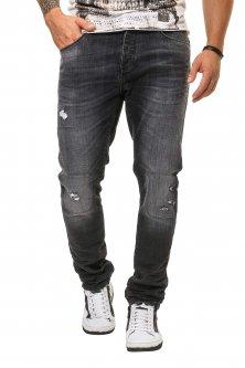Джинси Antony Morato Slim Fit Black W38 чорний (12124150)