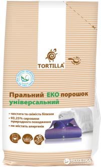 Стиральный Эко порошок Tortilla универсальный 1.5 кг (4823015909078)