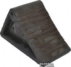 Упор под колесо резиновый легковой Poputchik 16-006