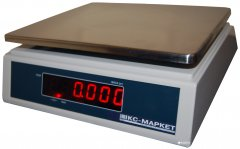 Весы общего назначения ІКС ICS-6 AW 6 кг